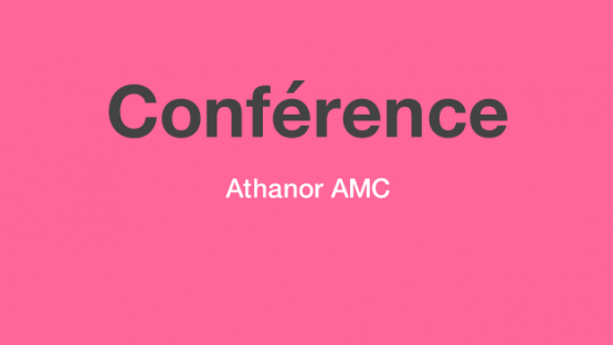 Conférence Athanor AMC