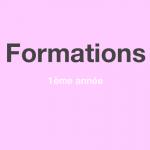 Formation de base en Art-thérapie AMC© 1er année (Cycle 2016)