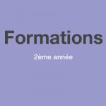 Formation de base en Art-thérapie AMC© 2ème année (Cycle 2016)