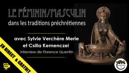 Traditions Préchrétiennes sur Salamandre TV