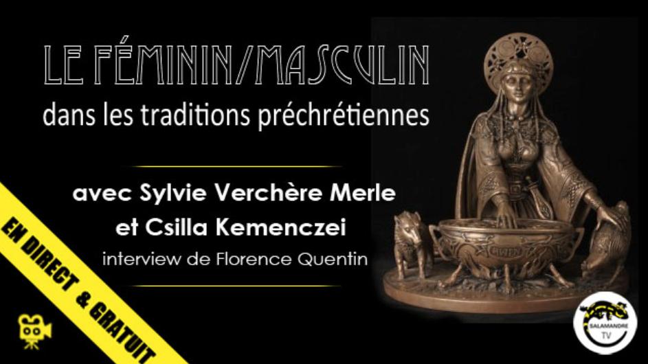 Tradition Préchrétiennes sur Salamandre TV avec Csilla Kemenczei