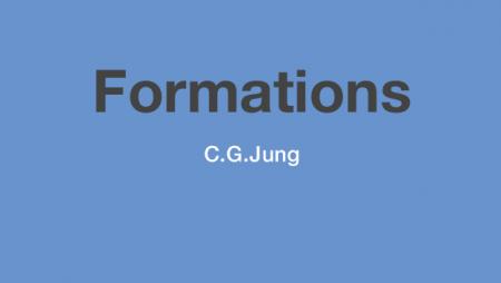 Introduction à la pensée de C.G.Jung – 2019