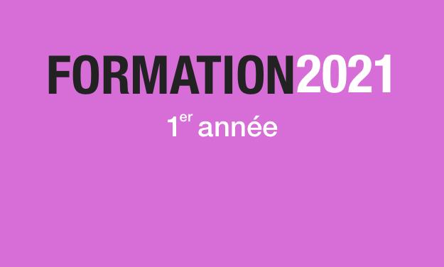 Formation de base en art-thérapie AMC© 1re ANNÉE (CYCLE 2021)